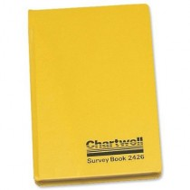 Chartwell Survey Book Level Collimation Weather Resistant