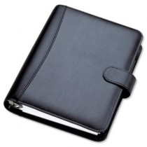 Collins Chatsworth Personal Organiser Week to View 2015 Diary - Black