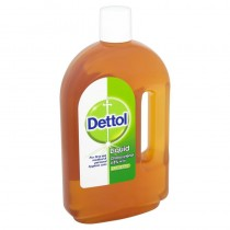 Dettol Liquid Antiseptic Disinfectant for First Aid - Original - 750ml