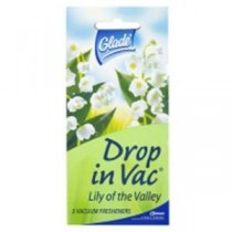 Glade Drop in Vac Lily of the Valley Vacuum Fresheners