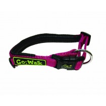 Go Walk Collar, M, Pink