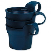 Acorn Insulating Drinks Holders for Plastic Cups Ref 501777 [Pack 10]