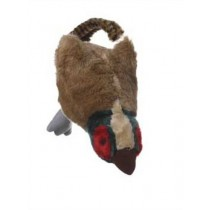 Happy Pet Migrator Pheasant Plush Toy For Dogs