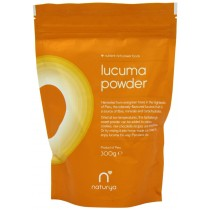 Naturya Natural Lucuma Powder 300g Nutritional Power Food Pouch