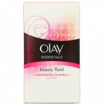 Olay Beauty Fluid Moisturiser Regular - 100 ml