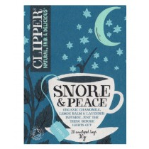 Clipper Organic Snore and Peace 20 Bags 30g
