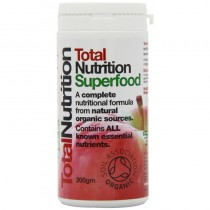 Better You Organic Total Nutrition Superfood 200g