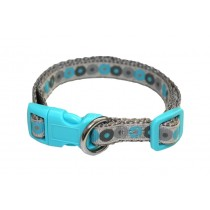Little Rascals Puppy Collar and Lead Set, Blue