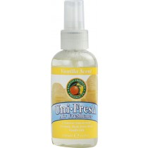 Earth Friendly Products Unifresh Vanilla Air Freshener 120ml